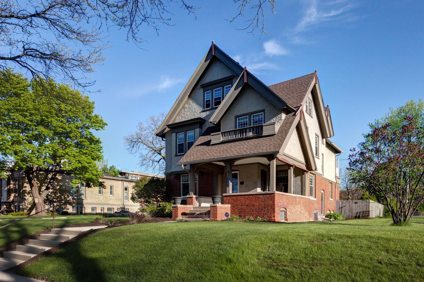 Walter davidson house historic concordia for Davidson home builders