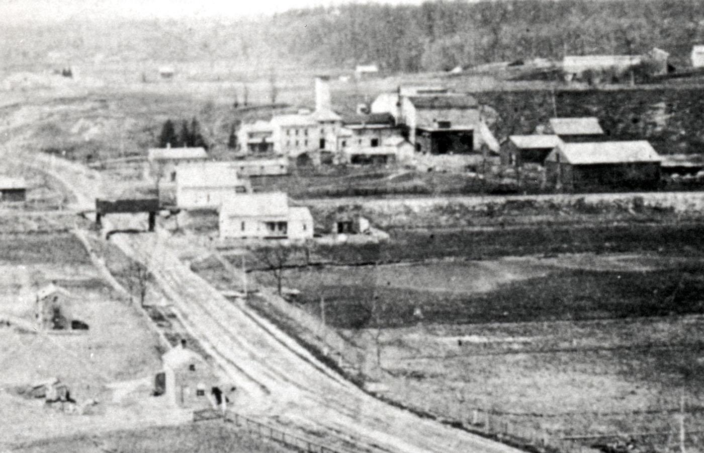 Early Gettelman Brewery